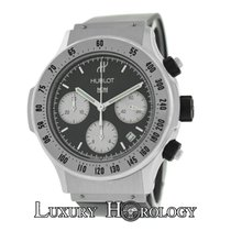 Hublot Men's Super B 1920.1 Chronograph Stainless Steel...