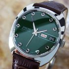 Enicar Rare Dress Watch Stainless Steel Automatic 1970s Mens...
