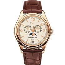 Patek Philippe Complications Annual Calendar 39mm Rose Gold on...