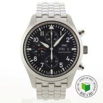IWC Spitfire Fliegeruhr Chronograph