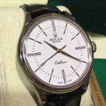 Rolex Cellini 50509 oro bianco