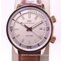 IWC Aquatimer Vintage Serial 18k Rg