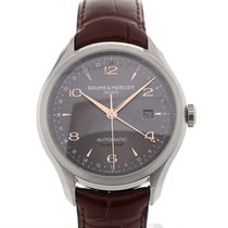 Baume & Mercier Clifton 43 Grey Men's Watch