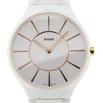 Rado True Thinline 39 White Ladies Quartz