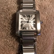 Cartier Tank Francaise Large Stainless (2302)