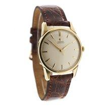 Omega Vintage gents dress watch solid  gold