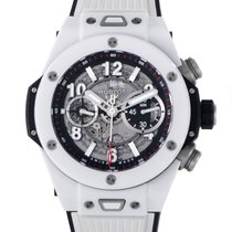 Hublot Big Bang Unico White Ceramic Watch 411.HX.1170.RX