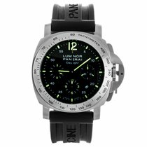 Panerai Luminor 44mm Daylight Chrono Automatic Watch PAM00250...