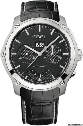 Ebel Classic Hexagon Chronograph