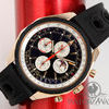 Breitling Navitimer Chrono-Matic QP - 49mm 18K Red Gold...