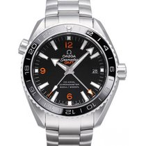Omega 232.30.44.22.01.002 Planet Ocean 600M Co-Axial GMT...