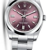 ロレックス (Rolex) Oyster Perpetual 116000 36MM RED GRAPE NEW