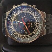 Breitling Montbrillant 47 Black Steel Limited Edition M2335124