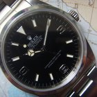 "Rolex 1991 rare ""BLACK OUT"" Rolex EXPLORER I Ref 14270"