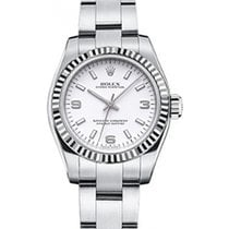 Rolex Oyster Perpetual 26 176234-WHTSAO White Arabic / Index...