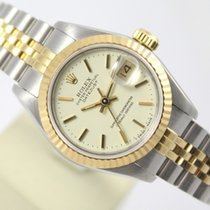 Rolex DATEJUST LADY 18CT GOLD & STEEL
