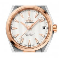 Omega Seamaster Aqua terra Automatic Co-Axial Date Mens watch...