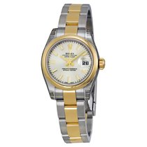 Rolex Lady Datejust 26 Silver Dial Rolex Oyster Automatic...