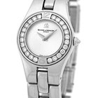 Baume & Mercier Lady's Stainless Steel  Diamond...