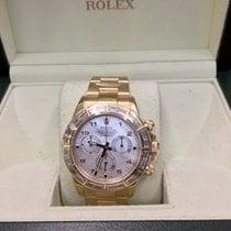 Rolex [MINT] Daytona Cosmograph Chronograph 116568 40mm YG