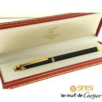 Cartier Pen Stylo Plume Laque Onix Le Must de Cartier