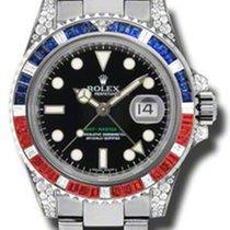 Rolex GMT-Master II White Gold 116759SARU