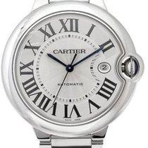 Cartier Ballon Bleu Automatic Date Mens watch W69012Z4