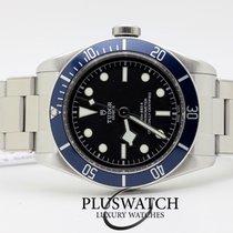 Tudor Heritage Black Bay Automatic  Matt Blue blu Disc T