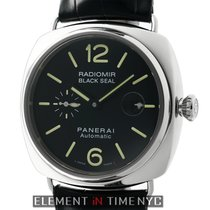Panerai Radiomir Collection Radiomir Black Seal Steel 45mm...