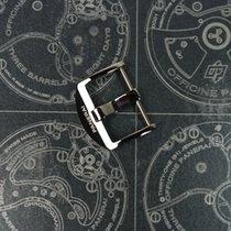 Panerai OEM 22mm Polished Thumbnail Buckle Tang Luminor