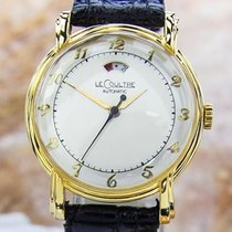Jaeger-LeCoultre Power Reserve Vintage Swiss Made Mens Manual...