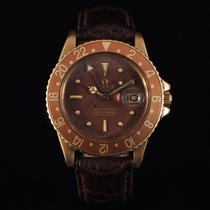 Rolex Gmt Master 1675 Chocolate Dial