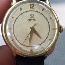 Omega Vintage 1940's Gold Shell Plated Automatic Watch...