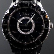 Dior VIII Ceramique Noire Lady 38mm