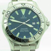 Omega Seamaster Professional 300m Steel Quartz Mens Watch Ref....