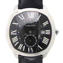 Cartier Drive De Cartier Stainless Steel Black Automatic WSNM0009