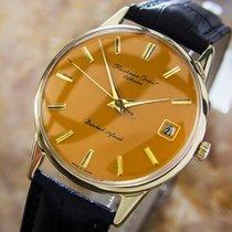 Orient Feshman Calendar Rare Mens Manual Watch Made In Japan...