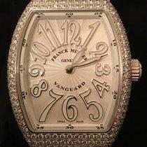 Franck Muller Ladies Vanguard Diamond White