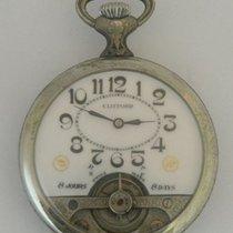 Hebdomas 8 - days Clifford Pocket Watch