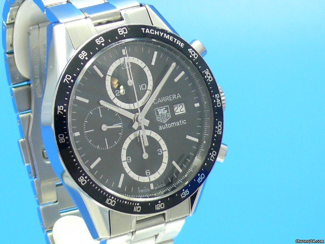TAG Heuer CARRERA CHRONOGRAPH HERREN-AUTOMATIK