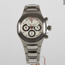 Girard Perregaux Laureato cronografo acciaio