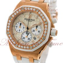 "Audemars Piguet Royal Oak Offshore Ladies Chronograph ""Ice..."