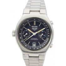 Heuer Men's Vintage Heuer Daytona Stainless Steel Watch...