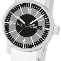 Fortis Spacematic Schwarz