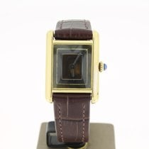 Cartier Must Paris Plated Tripple color Dial 20mm