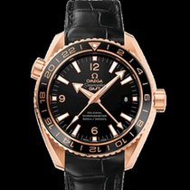 Omega Seamaster Planet Ocean 600 GMT