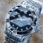 Omega Seamaster James Bond Diver Stainless Steel Men's...