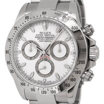 Rolex Oyster Perpetual Cosmograph Daytona 116520WT, with Paper