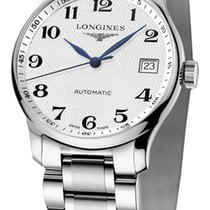Longines Master Automatic 36mm L2.518.4.78.6