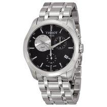 Tissot Men's T0354391105100 T-Classic Couturier GMT Watch
